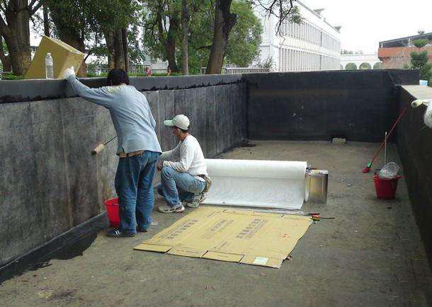 防水施工中,什么是女儿墙?怎样做好女儿墙防水?