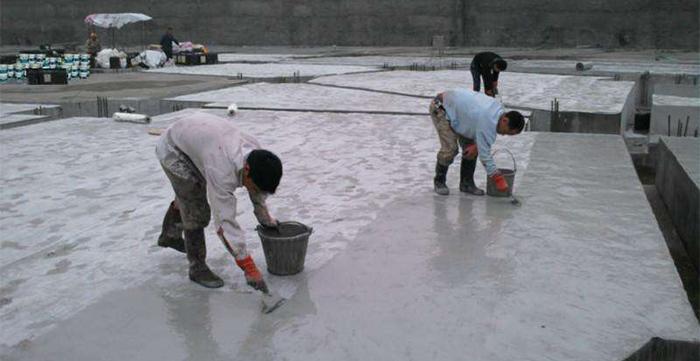 涂膜防水技术与卷材防水施工相比,有什么特点?